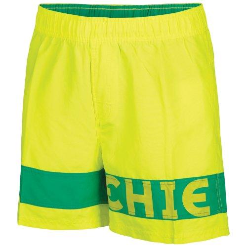 Chiemsee Herren Schwimm und Badeshorts Guido, Safety Yellow, S, 2060801