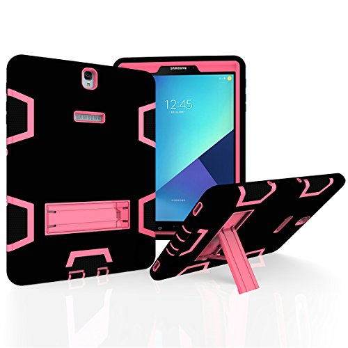 BasicStock Custodia Samsung Galaxy Tab S3 9.7 T820 / T825 Custodia Morbida per PC Smart Cover in Silicone per Samsung Galaxy Tab S3 9.7 T820 / T825
