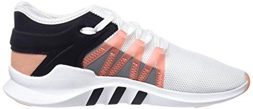 adidas Damen EQT Racing ADV Gymnastikschuhe Elfenbein (Ftwr White/chalk Coral S18/core Black)