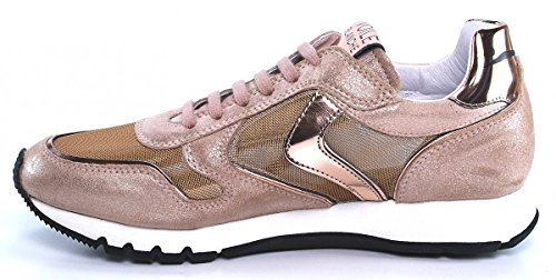 rosa rosa Voile donna Rosa Sneaker Blanche Rosa gaxTwHq0zT