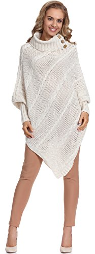 8 Women's Knitted Ponchos & Capes - Best Reviews Tips