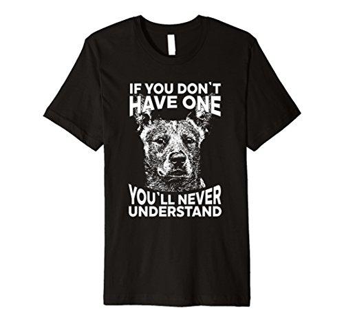 Cattle Dog Shirt   nicht nur Funny Hund Tee -