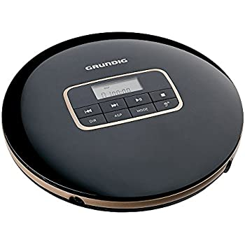 grundig cdp 6600 lecteur cd portable high tech. Black Bedroom Furniture Sets. Home Design Ideas