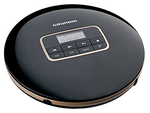 Grundig CDP 6600 tragbarer CD-Player