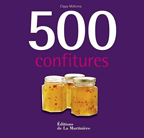 500 confitures