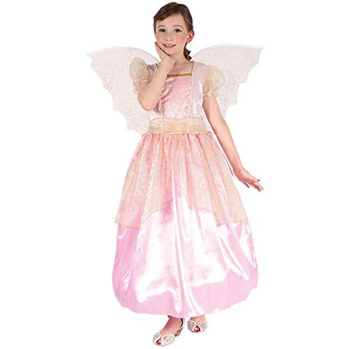 Fashion 24/7 Mädchen Kleinkinder Princess Fairy Tales gefrorenen Zauberstab Fairy Wings Princess Outfits Book ()