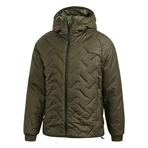 Adidas BTS Jacket - Chaqueta, Hombre, Verde(CARNOC)