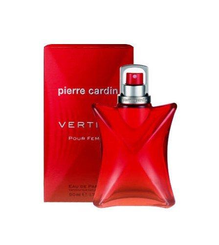 Pierre Cardin Vertige pour femme Eau de parfum en flacon vaporisateur 50ml