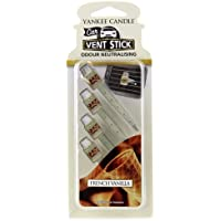 Ventilazione auto Yankee Candle Candela Profumata bastone 1194393E, (Profumata Auto Deodoranti)