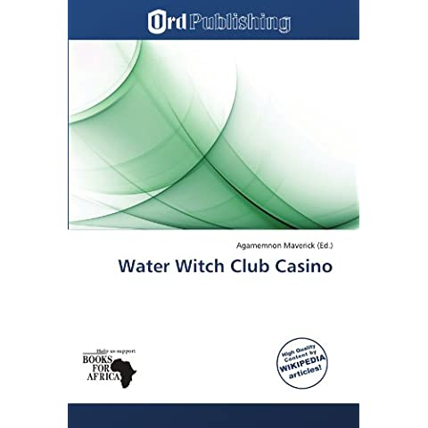 Water Witch Club Casino: Highlands, New Jersey, New Jersey, National Register of Historic Places