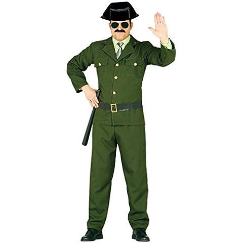 Disfraz de guardia civil para adulto - L
