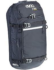 EVOC Rucksack Aufsatz Zip-On Abs - Pro Team - Pack de esquí de descenso libre, color negro, talla 56 x 27 x 12 cm