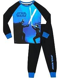 Star Wars Jungen Star Wars Schlafanzug - Slim Fit