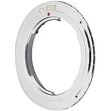 Kvalito Lens anello adattatore di montaggio, Contax CY/Yashica C/Y per obiettivo Canon EOS 1D 5D 7D 500D 550D 60D 1000D