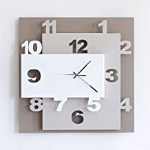 Amazon.it: orologio da parete moderni - ARTI E MESTIERI