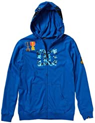 DC - - Jungen Sargeant Hoodie, Small, Olympian Blue