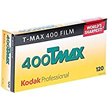 Kodak T-Max 400 - Rollo de película fotográfica (con 120 unidades)