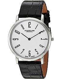Stührling Original 216A.33153 - Reloj analógico para hombre, correa de cuero