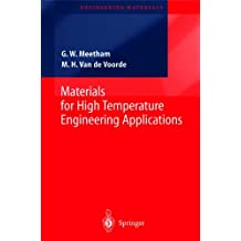 Materials for High Temperature Engineering Applications (Engineering Materials)