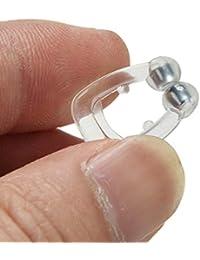 Antironquidos Dispositivos Anti Ronquidos Silicona Magnético Stopper Anti Ronquido Dejar De Roncar Dilatador Nasal Silicona Respiración