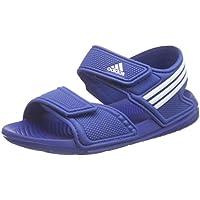 Adidas Akwah 9 K Sandali a punta aperta, Bambini e ragazzi