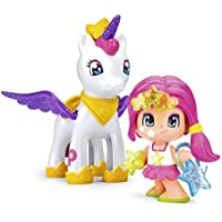 Pinypon- Flying Unicorn, Multicolore, 700014082