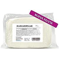 CARAMELAS - Pasta/Fondant Portuguesa - NUEVA RECETA 1KG- Ideal para cubrir cualquier tipo de tarta o cupcake (.