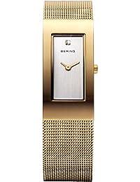 Bering Time Damen-Armbanduhr XS Classic Analog Quarz Edelstahl 10817-334