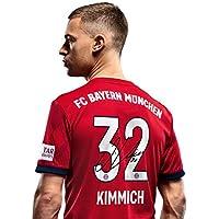 FC Bayern München Trikot Home/Rückennummer mit Unterschrift Flock/Jersey 18/19