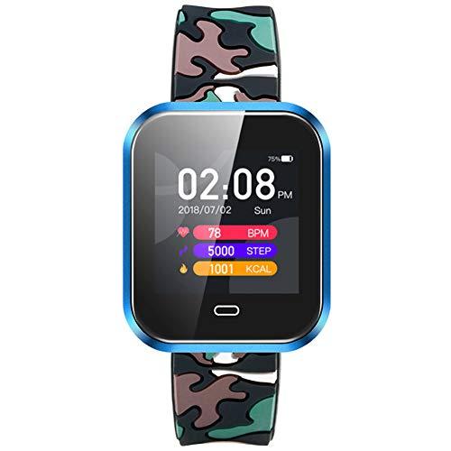 XINLAI Farbdisplay Smart Armband Herzfrequenz Blutdruck Schlaf GesundheitsüBerwachung Sportmodus Fernbedienung Foto Musiksteuerung (6)