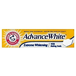 Arm & Hammer Advanced Whitening Toothpaste Tube (75ml) by Arm & Hammer