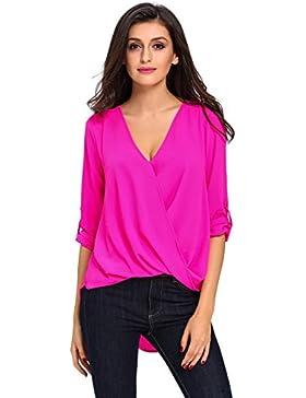 sleekwear - Camisas - Básico - Clásico - para mujer