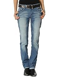 Bestyledberlin jean femme, jeans boyfriend j192p-n