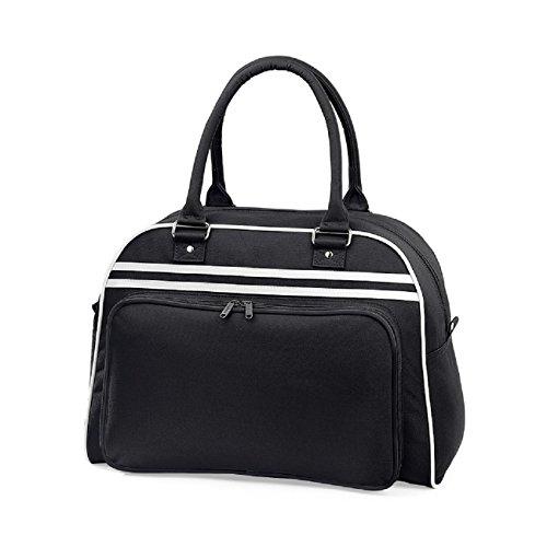 <span class='b_prefix'></span> BagBase Retro Bowling Bag, Sports Bag