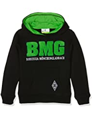 Kappa Borussia Mönchengladbach à capuche Sweat-shirt pour enfant