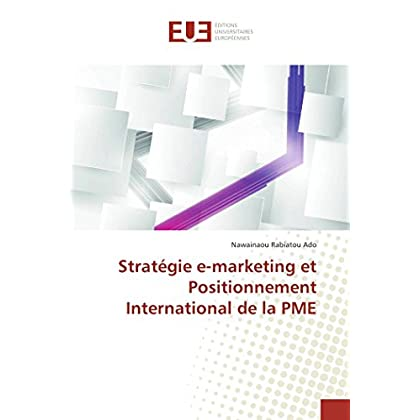 Stratégie e-marketing et Positionnement International de la PME
