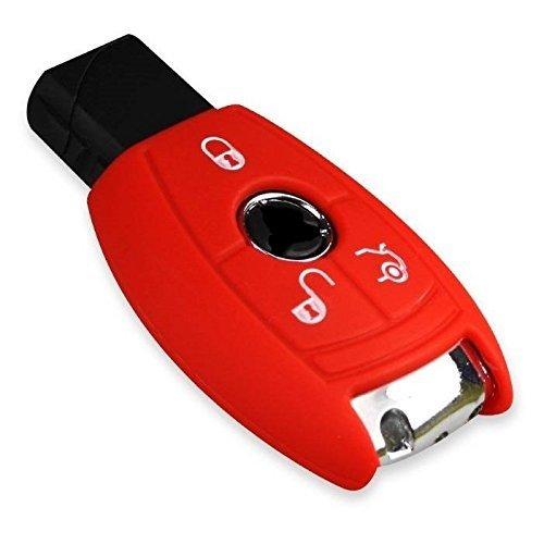 e-senior-funda-de-silicona-para-llave-de-coche-mercedes-benz-clase-c-cl-clk-s-g-g-m-s-sl-slk-rojo