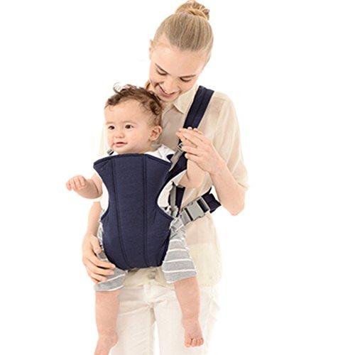 lymty Ergonomische Babytrage mit Hüftsitz für Mädchen/Kinder, Babyrucksack-Träger-Kleinkind Bequeme und sichere Positionen, vollkommen für allein stillend und wandernd