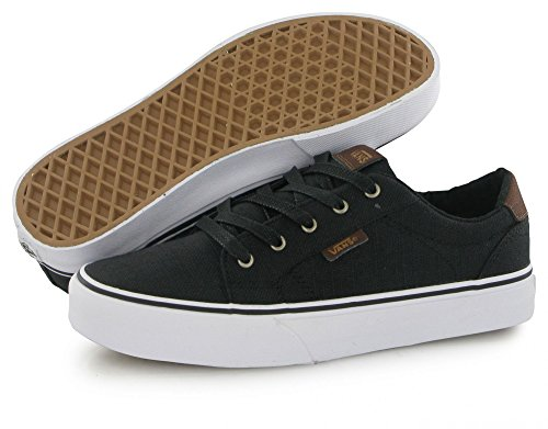 Vans Bishop, Baskets Basses Garçon Noir
