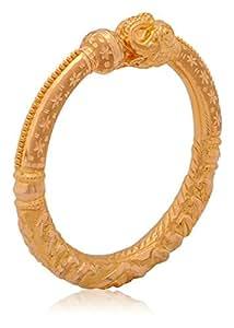 Senco Gold Aura Collection 22k Yellow Gold Bangle
