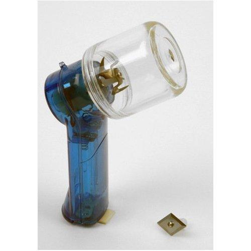 Mullamatic - Macina erbe elettrico (con contenitore annesso)