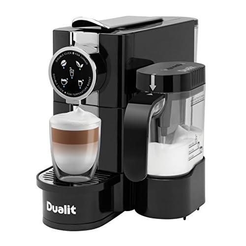 41t 3Os740L. SS500  - Dualit 85180 Cafe Cino Coffee Machine - Black Finish