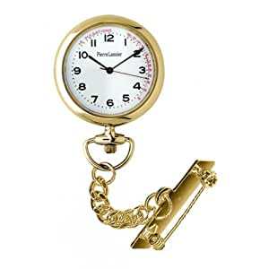 Pierre Lannier 004C509–montre pour femmes, bracelet en acier doré