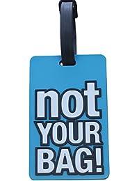 Kigurumi Kigurumi Étiquettes De Bagage PVC De DifféRents Couleurs Étiquettes De Bagage pour Voyage
