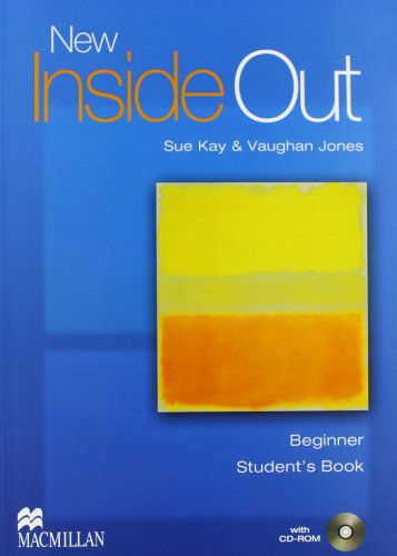 New inside out. Beginner. Student's book-Workbook. Without key. Per le Scuole superiori. Con CD Audio. Con CD-ROM