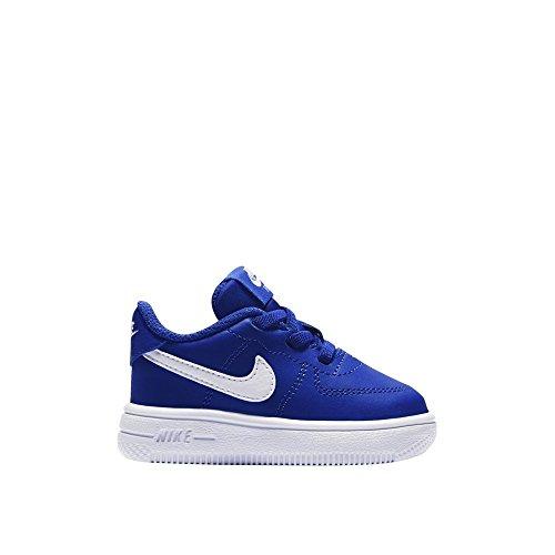 Nike Unisex Baby Force 1 '18 (Td) Hausschuhe, Blau (Game Royal/White 400), 18.5 EU