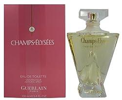 Champs Elysees By Guerlain For Women. Eau De Toilette Spray 3.4-Ounce Bottle