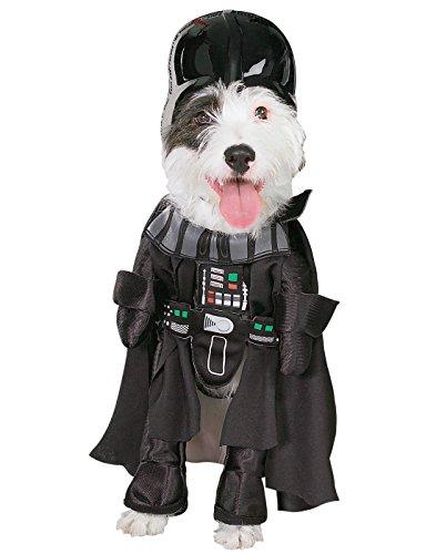 Rubie's Darth Vader Kostüm Hund (Kostüme Darth Vader-hund)