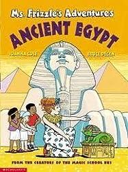 Ms. Frizzle's Adventures-Ancient Egypt