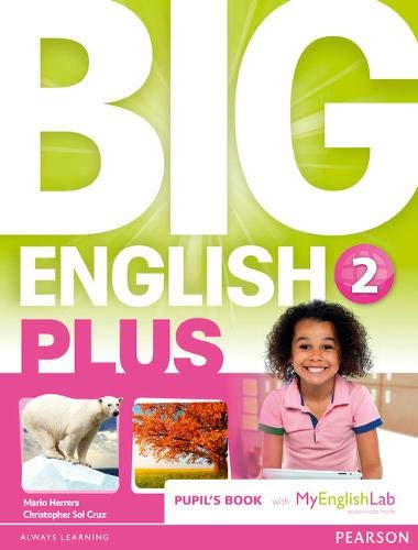 Big English Plus 2 Pupil's Book with MyEnglishLab Access Code Pack New Edition
